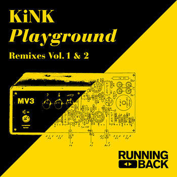 Cover art - Kink: Playground Remixes Vol. 2