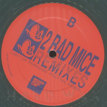 Cover art - 2 Bad Mice: Sully & Falty DL Remixes