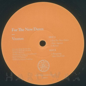 Cover art - Vromm: For the New Dawn (feat. Agama)