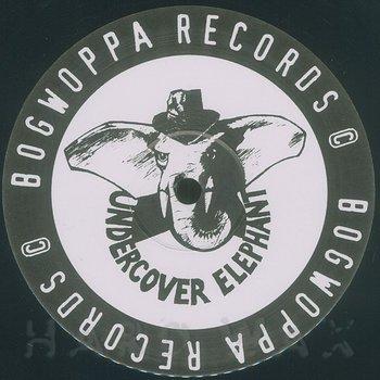 Cover art - Undercover Elephant: Undercover Cuts Vol.1