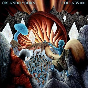 Cover art - Orlando Voorn: Collabs 001