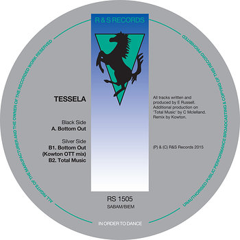 Cover art - Tessela: Bottom Out