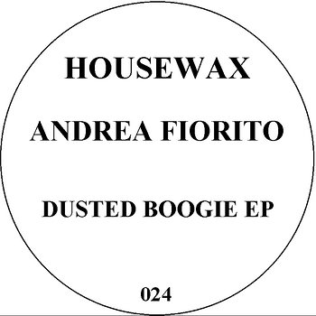 Cover art - Andrea Fiorito: Dusted Boogie EP