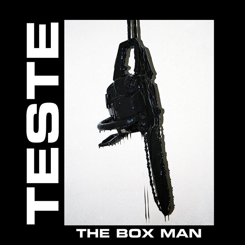 Cover art - Teste: The Box Man