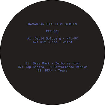 Cover art - Various Artists: Bavarian Stallion Series 001