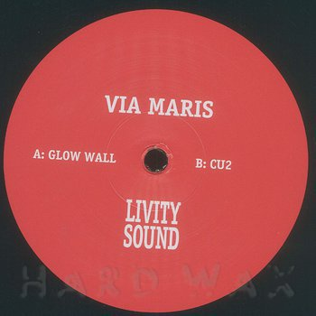 Cover art - Via Maris: Glow Wall / CU2