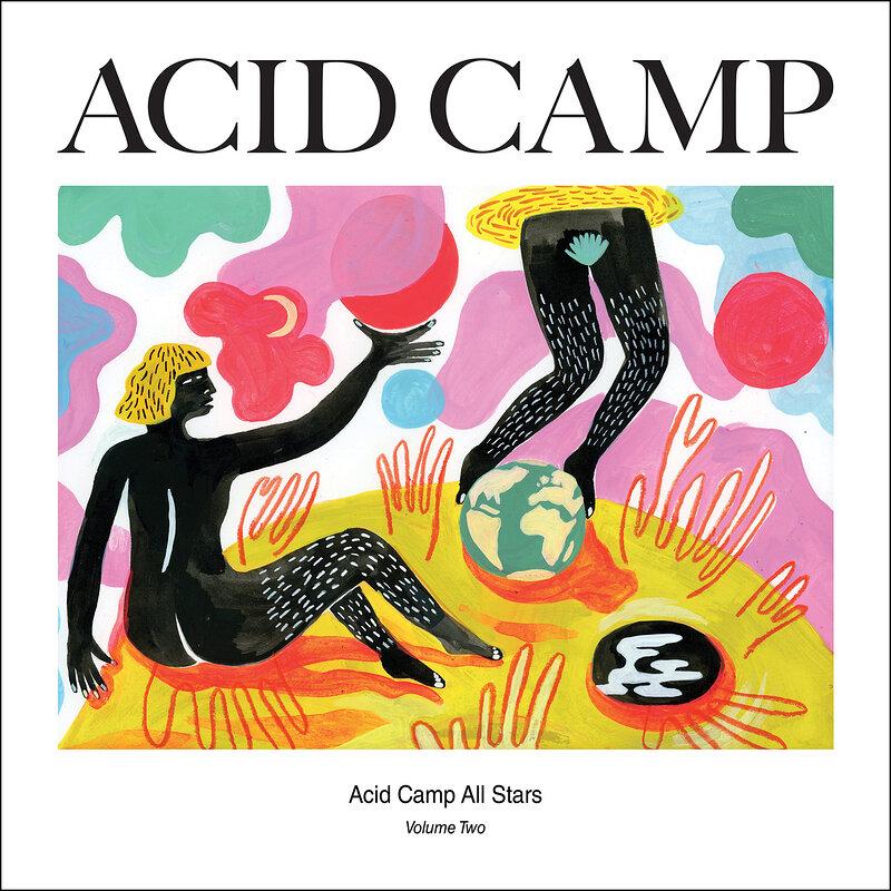 Cover art - Various Artists: Acid Camp All Stars Vol 2