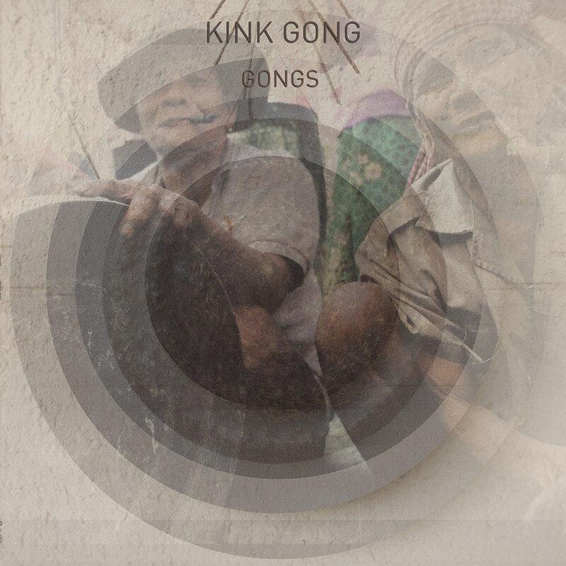 Cover art - Kink Gong: Gongs