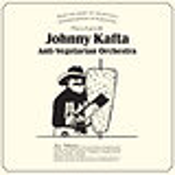 Cover art - Johnny Kafta Anti-Vegetarian Orchestra: Johnny Kafta Anti-Vegetarian Orchestra