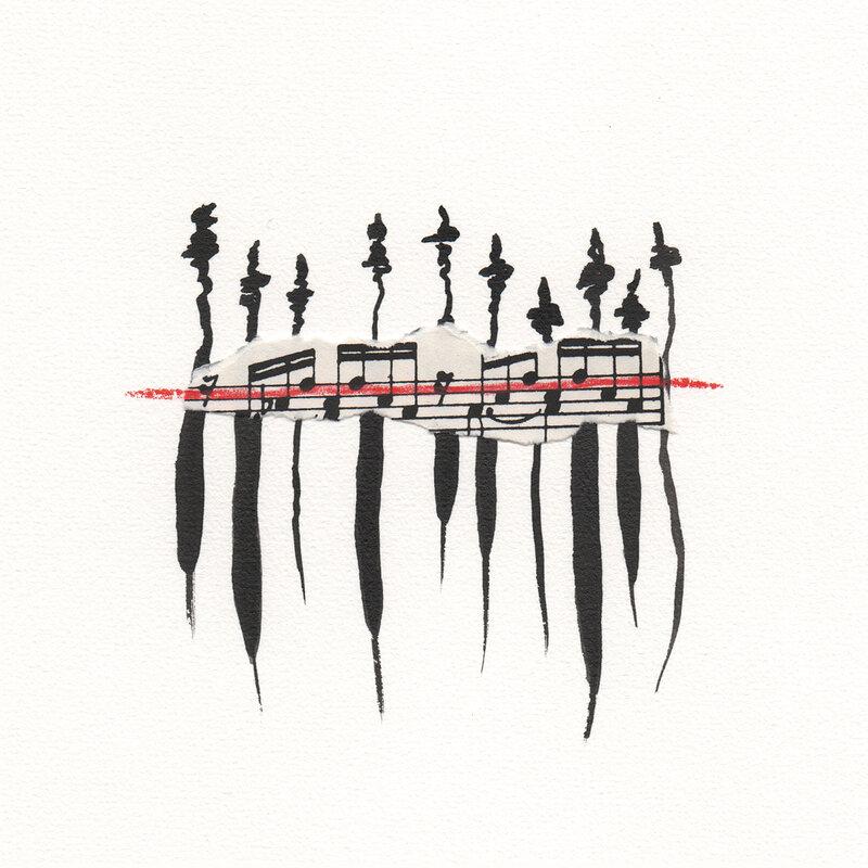 Cover art - Tiago Sousa: Um Piano Nas Barricadas