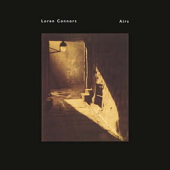 Cover art - Loren Connors: Airs