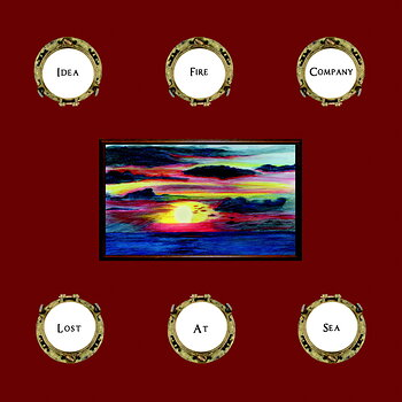 Cover art - Idea Fire Company: Lost at Sea
