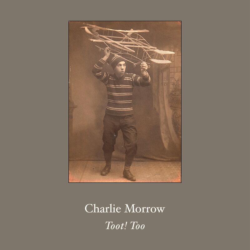 Cover art - Charlie Morrow: Toot! Too