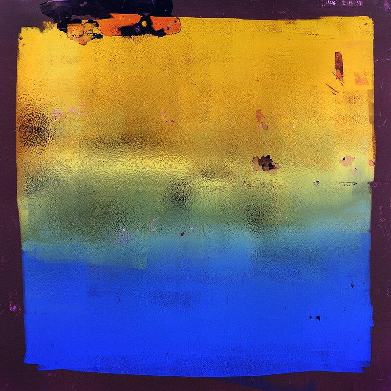 Cover art - Ian William Craig: A Turn of Breath