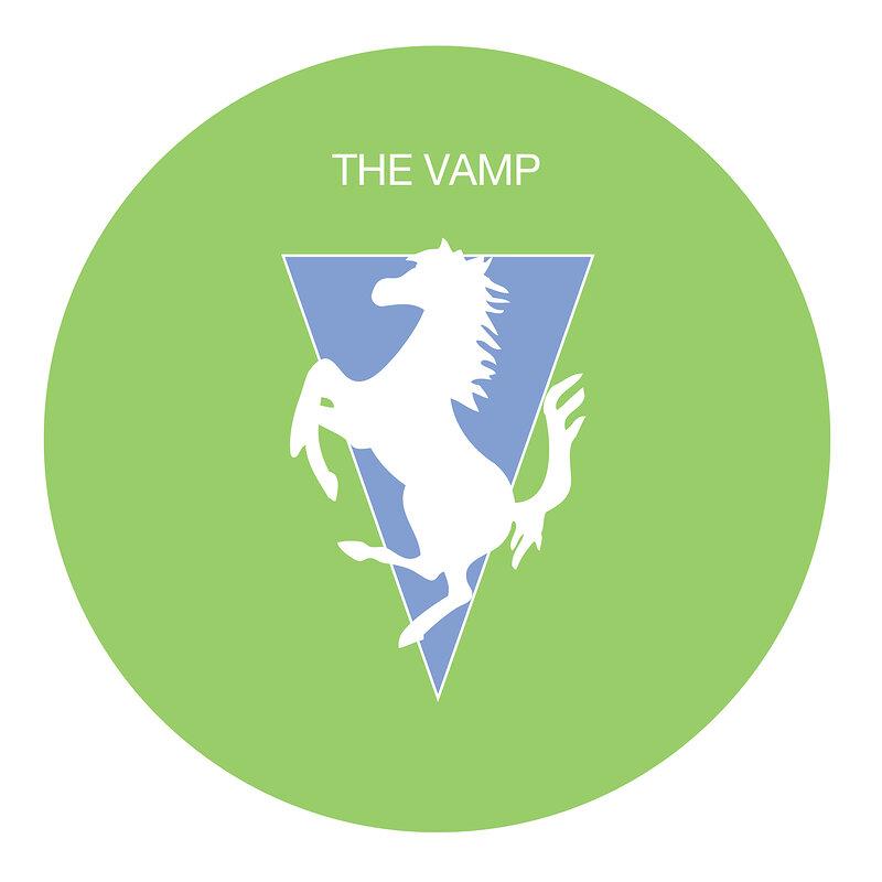 Cover art - Outlander: Vamp