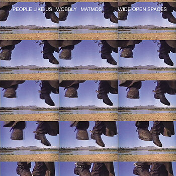 Cover art - People Like Us: Wide Open Spaces