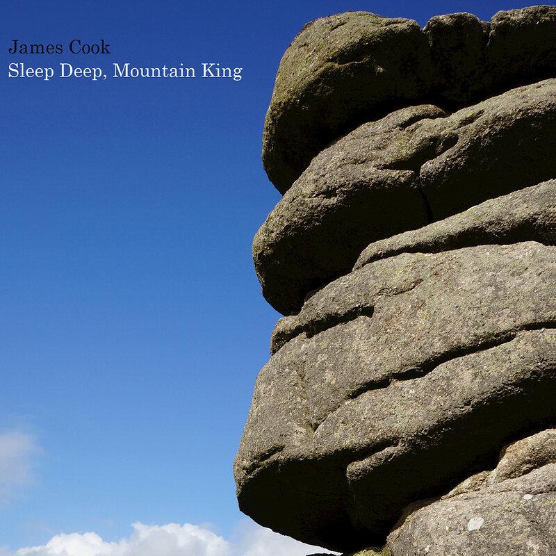 Cover art - James Cook: Sleep Deep, Mountain King
