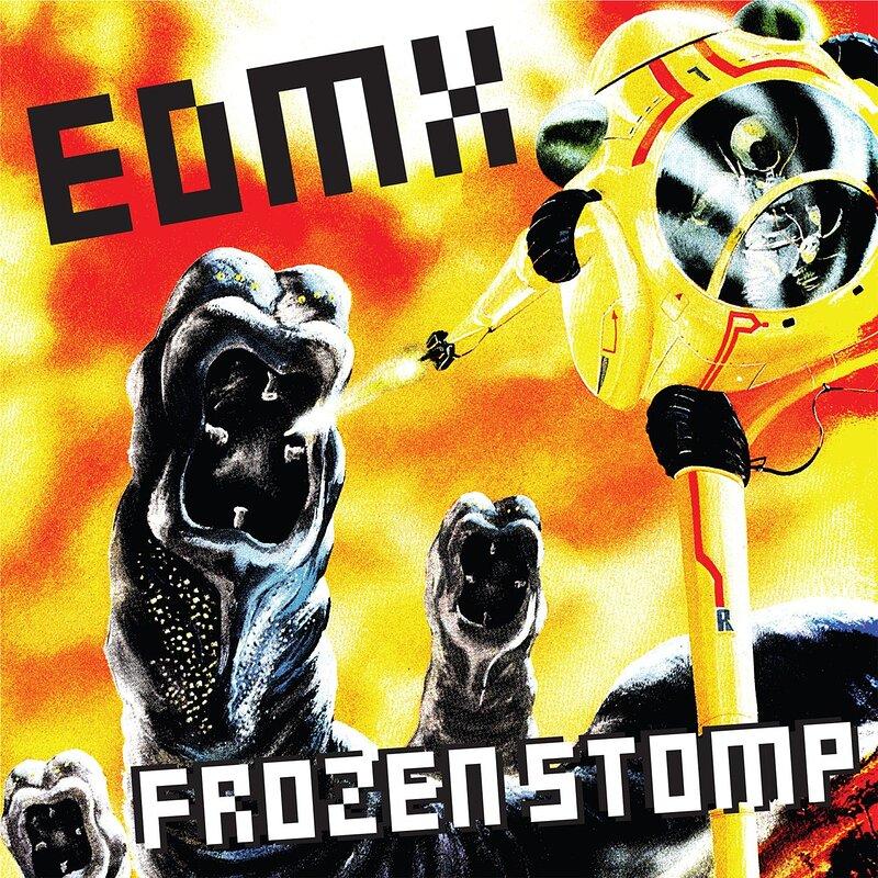 Cover art - EDMX: Frozen Stomp