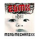 Cover art - EDMX: Mind Mechanixx