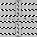 Cover art - Alma Construct: Circulator