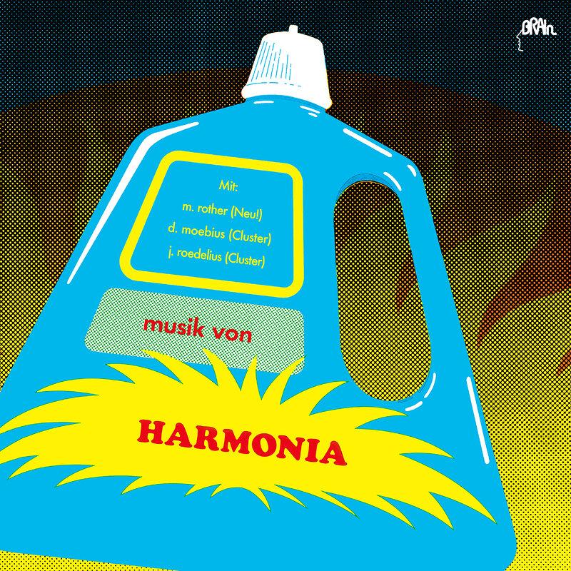 Cover art - Harmonia: Musik von Harmonia