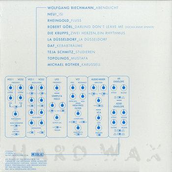 Cover art - Various Artists: Electri_city 2 - Elektronische Musik aus Düsseldorf