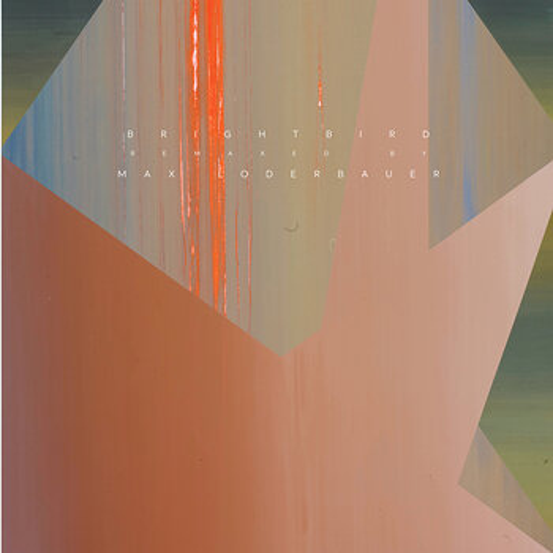 Cover art - Max Loderbauer: Brightbird Remixes