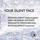 Cover art - Your Silent Face: Entanglement EP