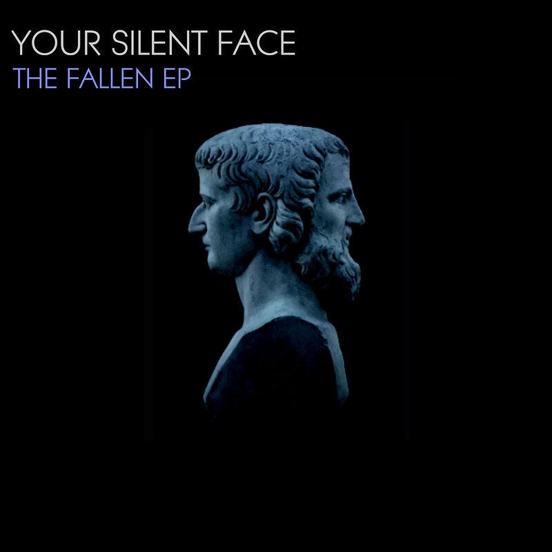 Cover art - Your Silent Face: The Fallen EP