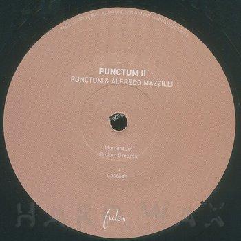 Cover art - Punctum & Alfredo Mazzilli: Punctum II