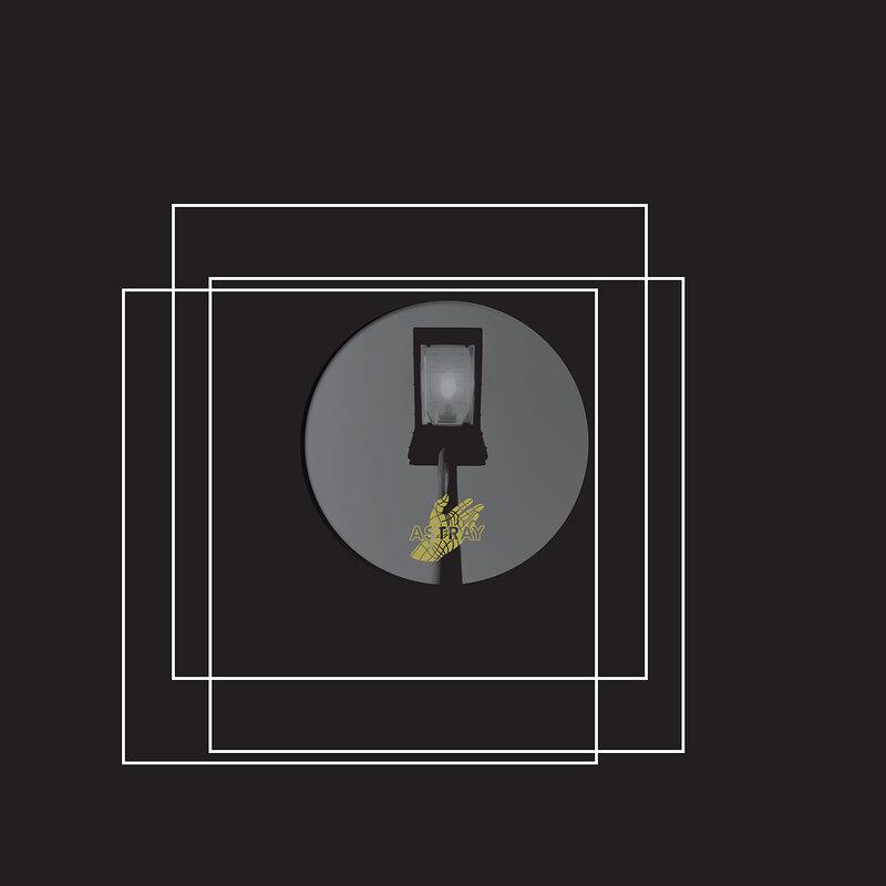 Cover art - Discrete Circuit: Control Zero EP