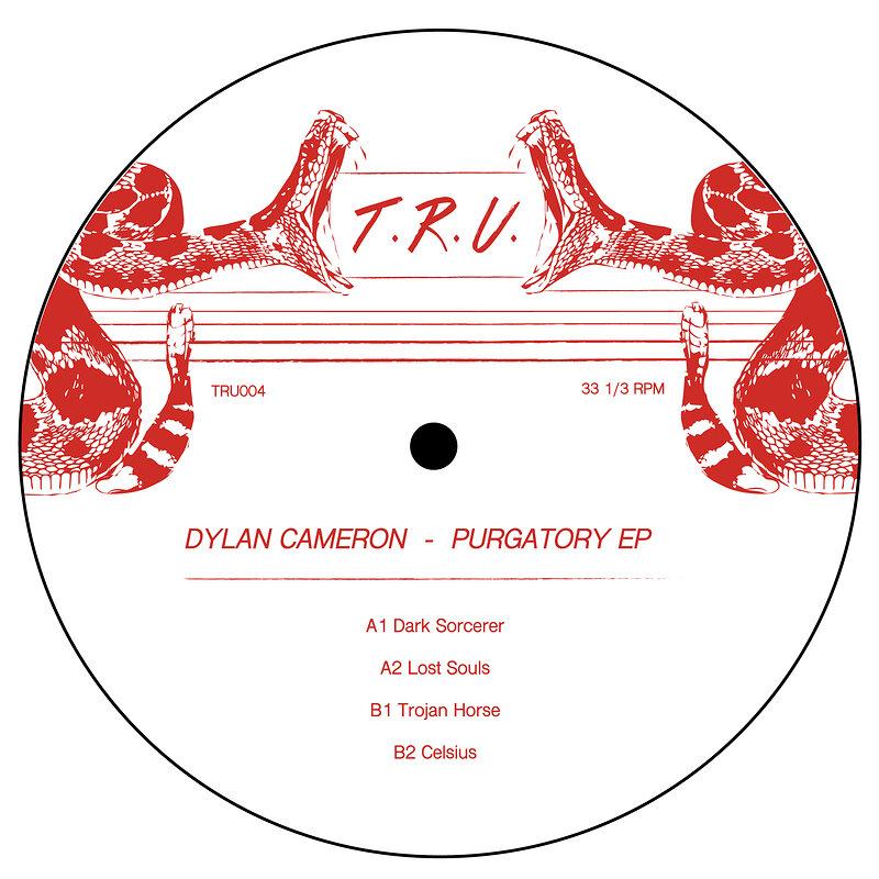 Cover art - Dylan Cameron: Purgatory