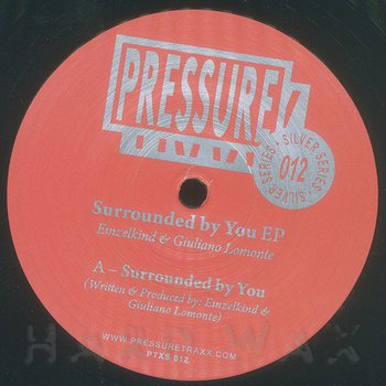 Cover art - Einzelkind & Giuliano Lomonte: Surrounded By You EP