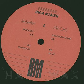 Cover art - Inga Mauer: Bad Manners 6