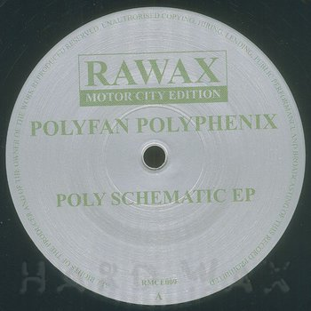 Cover art - Polyfan Polyphenix: Poly Schematic EP