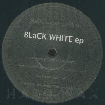 Cover art - Elbee Bad: Black White EP