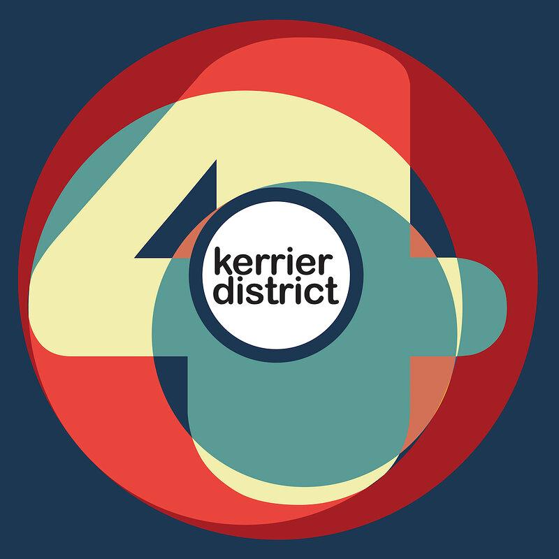 Cover art - Kerrier District: 4