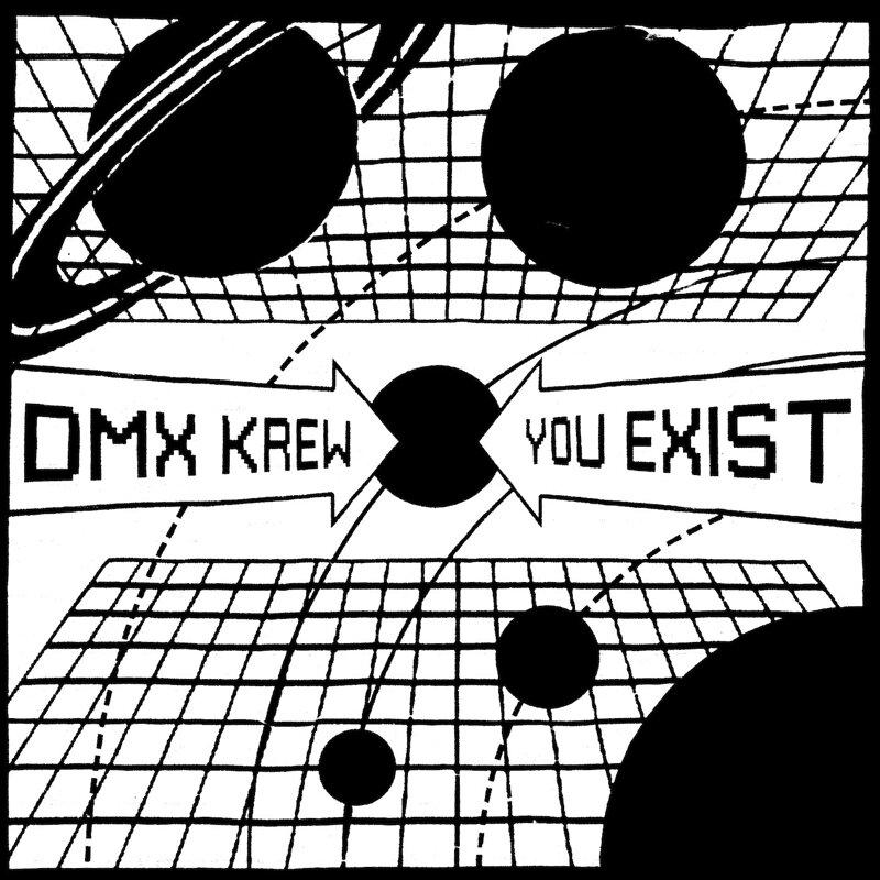 Cover art - DMX Krew: You Exist