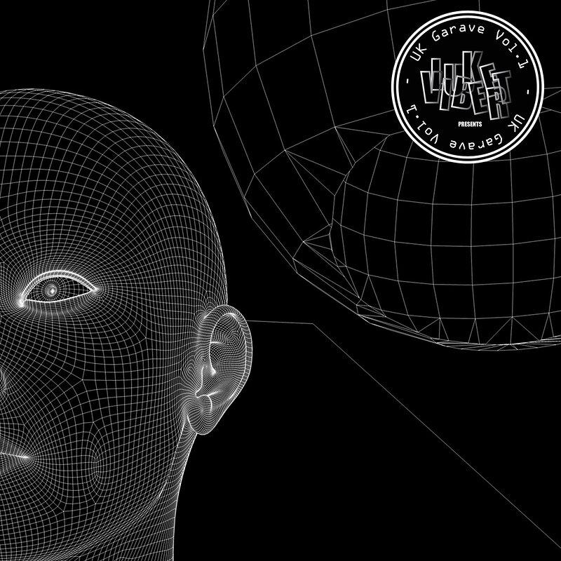 Cover art - Luke Vibert: Luke Vibert Presents UK Garave Vol. 1