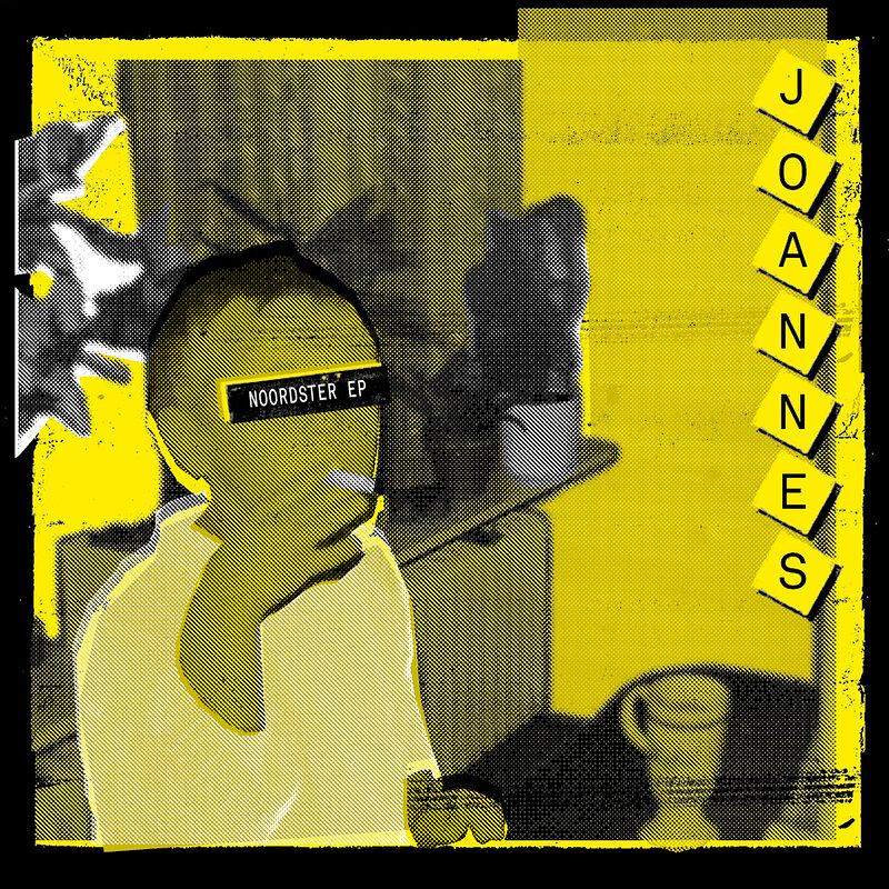 Cover art - Joannes: Noordster EP