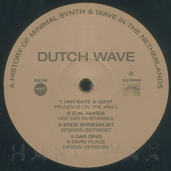 Cover art - Various Artists: Dutch Wave: A History Of Minimal Synth & Wave In The Netherlands
