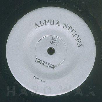 Cover art - Alpha Steppa: Liberation