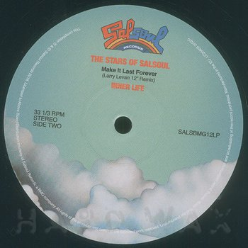 Cover art - Inner Life: The Stars Of Salsoul