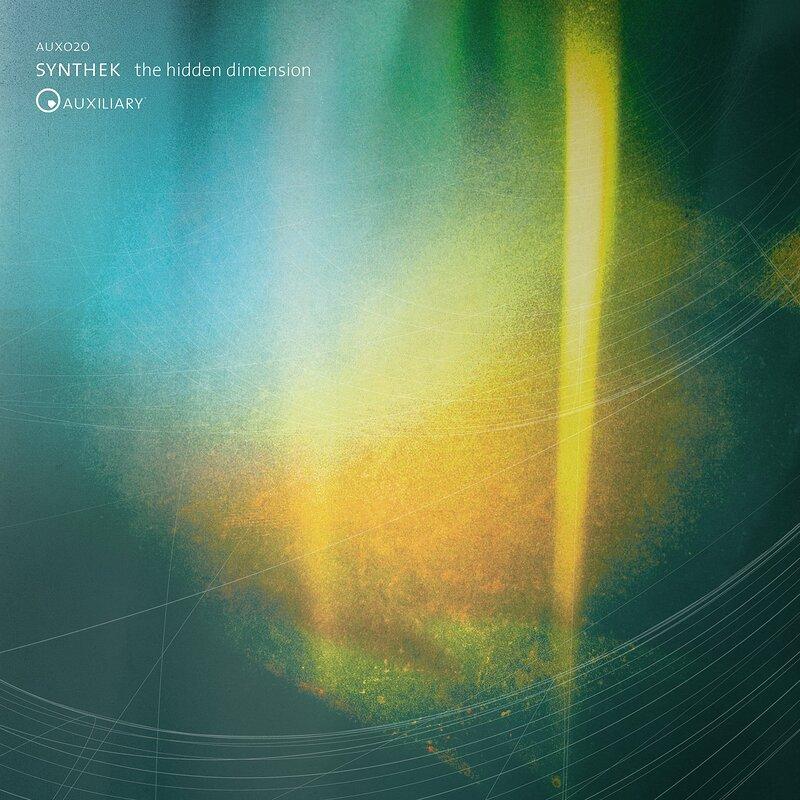 Cover art - Synthek: The Hidden Dimension