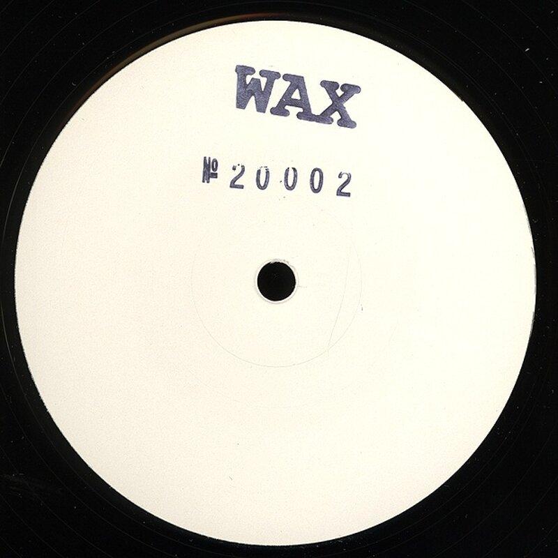 Cover art - Wax: No. 20002