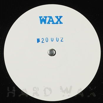 Cover art - Wax: No. 20002