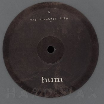 Cover art - Hum: The Spectral Ship