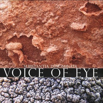Cover art - Voice Of Eye: Substantia Innominata