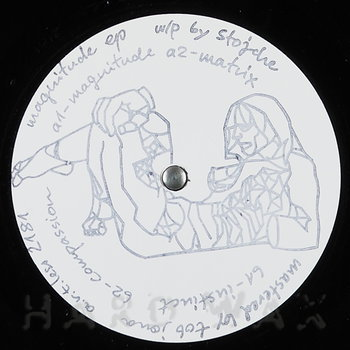 Cover art - Stojche: Magnitude EP