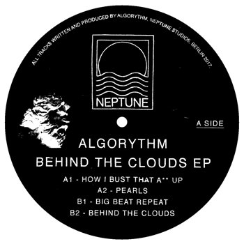 Cover art - Algorythm: Behind the Clouds EP